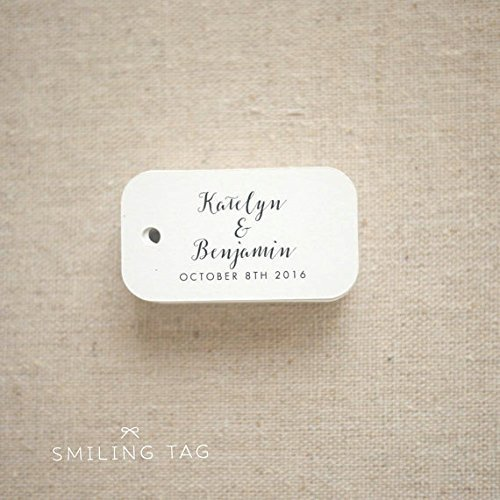 Romantic Elegance Personalised Gift Tags