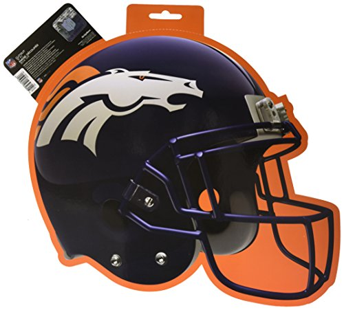 amscan Denver Broncos Collection Bulk Cutout, Party Decoration, 36 Ct. -