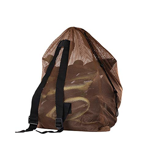 REEKGET Adjustable Shoulder Strap Hunting Bags Mesh Decoy Bag Duck Goose Turkey Hunting Backpack,Teal Decoys - Decoy Strap