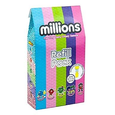 Máquina dispensadora de dulces Mini Millions - Paquete de recarga: Amazon.es: Alimentación y bebidas