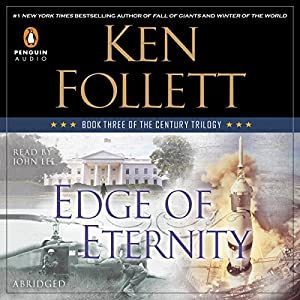 Edge of Eternity Audiobook