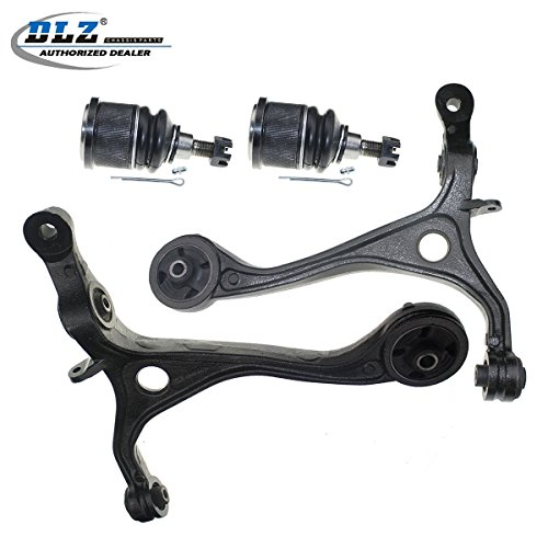 - DLZ 4 Pcs Front Suspension Kit-2 Lower Control Arm 2 Lower Ball Joint Replacement for Honda Accord(Coupe and Sedan) 2003-2007 /Acura TSX 2004-2008#K80228 K640290 K640289