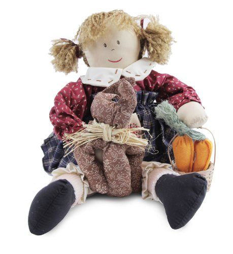 Russ Berrie Patty Heart Rag Doll - Adorable Rag Doll Shopping Results