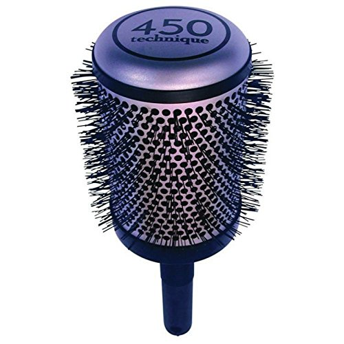 Cricket Technique Barrel Hair Brush, Round, Jumbo, Technique #450, 3 1/4