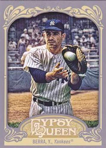 2012 Topps Gypsy Queen #293 Yogi Berra Yankees MLB Baseball Card NM-MT ()
