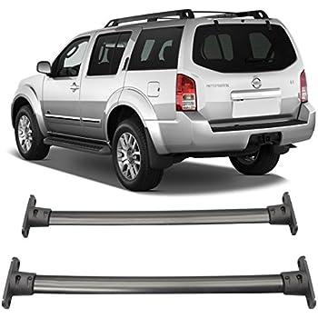 Amazon Com Fit For 2005 2012 Nissan Pathfinder Cross Bar