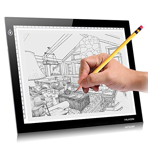 Huion L4S 12.2x8.3 inches LED Light Pad by Huion