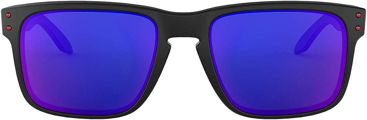 Oakley Men s Holbrook OO9102 Rectangular Sunglasses