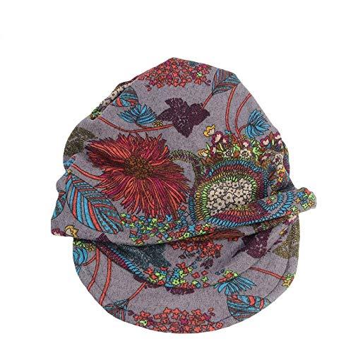 XOWRTE Women's Warm Ski Baseball Winter Cap Hat Turbans -