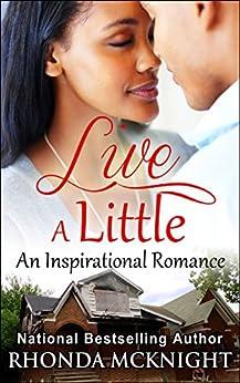 Live A Little (Jordan Family Book 2) by [McKnight, Rhonda]