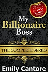My Billionaire Boss: The Complete Series (A BDSM Erotic Romance)