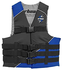 Airhead SLASH Life Vest Adult 2XL/3XL Blue