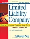 img - for Limited Liability Company: How to Form and Operate Your Own (Self-Counsel Legal Series) by Gregory C. Damman JD (2010-01-01) book / textbook / text book