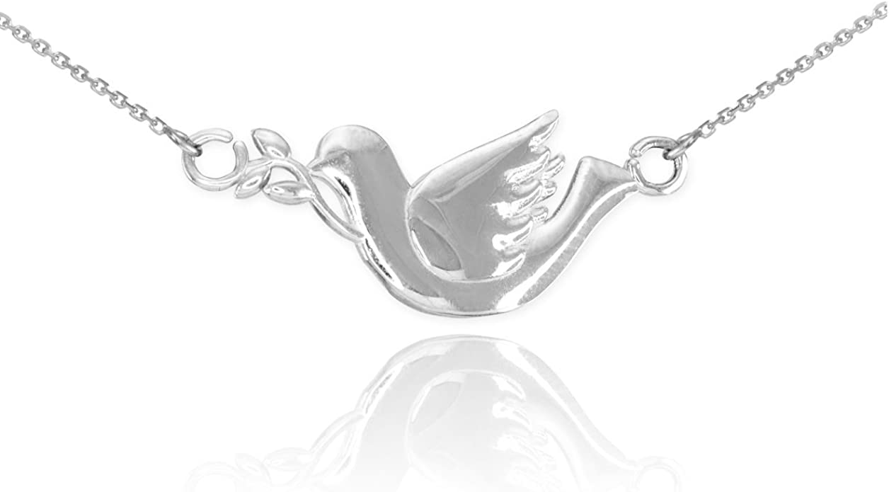 CS-DB Charms Silver Necklaces Pendants Mother Child Love Jewelry Collar Silver Necklaces Pendants