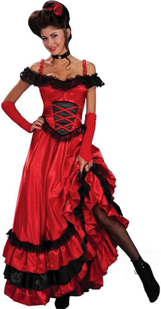Forum Novelties Women's Saloon Sweetie Costume