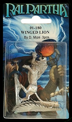 Ral Partha 01-180 Winged Lion