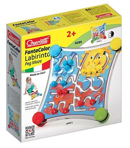 【返品交換不可】 Quercetti B01K1UKN5A Fantacolor Labyrinth Fantacolor Puzzle [並行輸入品] [並行輸入品] B01K1UKN5A, ホビーストック:b1069f2b --- clubavenue.eu