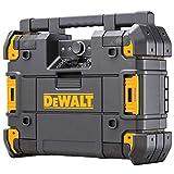 Best Jobsite Radios - Dewalt DWST17510 TSTAK Portable Bluetooth Radio with Charger Review