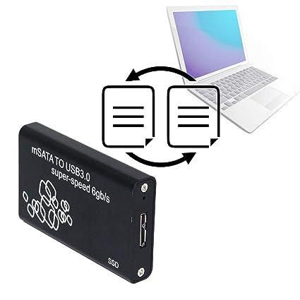 Carcasa para Disco Duro Externo USB 3.0 a MSATA, para SanDisk de 2 ...