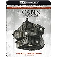 The Cabin in the Woods 4K Ultra HD on Blu-ray