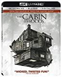 Now available for the first time on 4K Ultra HD! A rambunctious group of college friends steals away for a weekend in an isolated country cabin only to be attacked by horrific supernatural creatures.