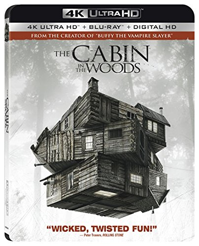 The Cabin in the Woods 4K Ultra HD [Blu-ray] ()