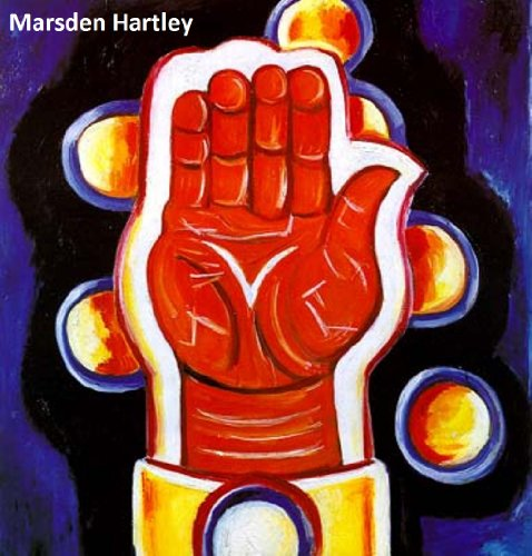 33 Color Paintings of Marsden Hartley - American Abstract Art Painter (January 4, 1877 - September 2, 1943)