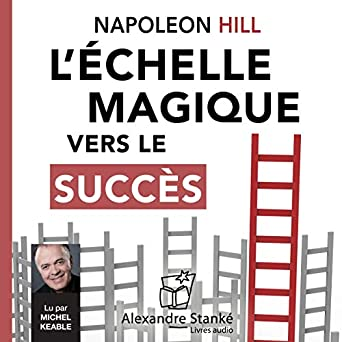 Amazon Com L Echelle Magique Vers Le Succes Audible Audio