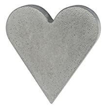 Rayher Gießform: Herz, 25x27cm, Tiefe 4cm Forma: Corazón, 25 x 27 cm, Profundidad 4 cm, Pet, 3 Unidades