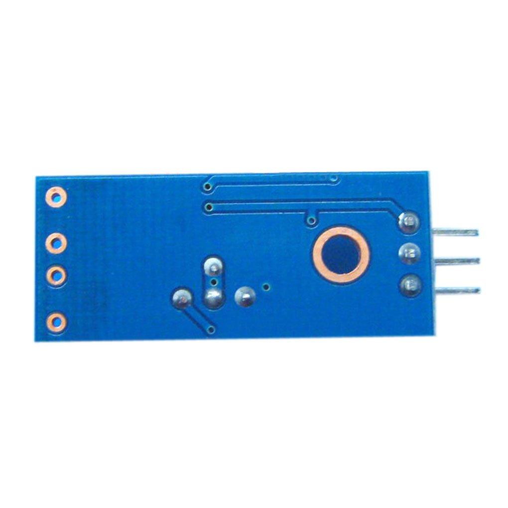 Xiang Detector infrarrojo de incendios infrarrojos Módulo sensor de detección de llamas para Arduino: Amazon.es: Bricolaje y herramientas