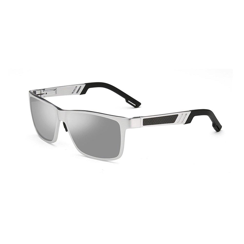 ZHIRONG Mode High-Definition polarisierte Licht Sonnenbrille Sonnenschutz Brille Männer Reiten Laufwerk Sonnenbrille ( Farbe : E ) HpsGtw