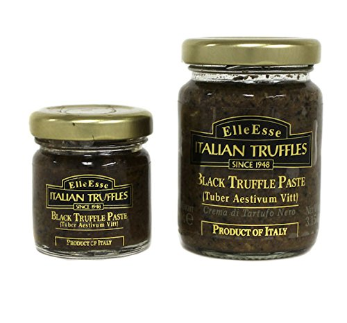 - Italian Black Truffle Paste - 3.17 oz (90g)