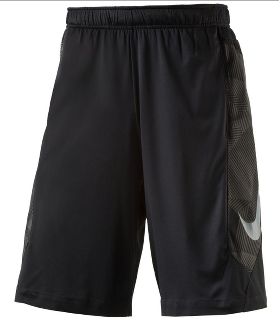 Nike Herren Trainingsshort Hyperspeed Knit Short schwarz