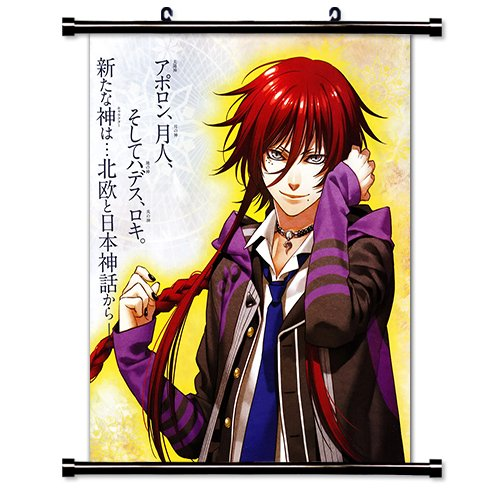 Kamigami no Asobi Anime Fabric Wall Scroll Poster Wp Kamigami no Asobi- 3 L