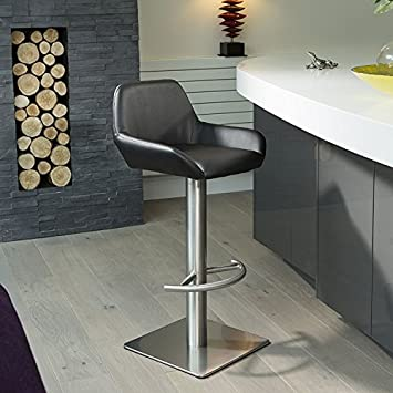 Amazon De Luxus Schwarz Theke Bar Kuche Hocker Sitz Hocker 218b