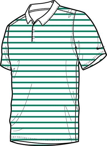 Nike Polo Icon Stripe Rio alzavola