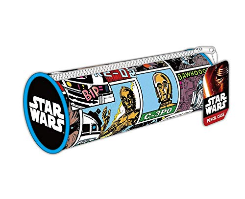 Star Wars Retro Barrel Pencil Case - Officially Licensed Product
