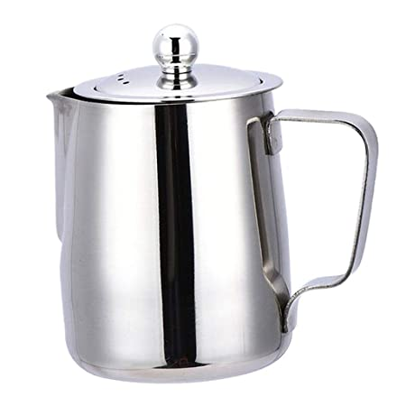 Willlly 1L Tetera De Acero Inoxidable Chic Tetera Casual Cafetera ...