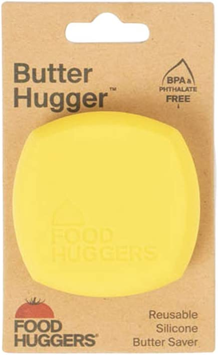 Butter Hugger - Patented Butter Cover - Keeps your butter snugly sealed and fresh
