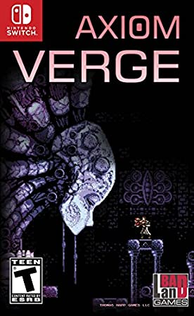 Axiom Verge - Nintendo Switch Standard Edition