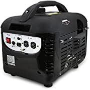 GHP 4HP Brushless Motor Power Generator w Spark Plug Wrench & Charging Cord