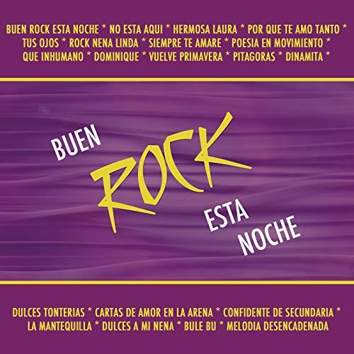 Various Stream or buy for $13.99 · Buen Rock Esta Noche