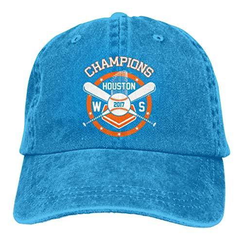 Houston Strong 2017 WS Champions Women's Man Chapeau -