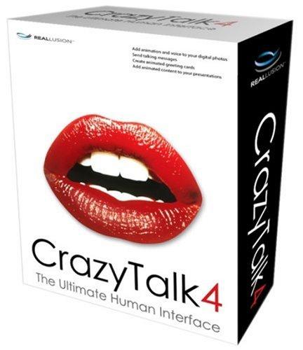 CrazyTalk 4.0 Media Studio (PC)