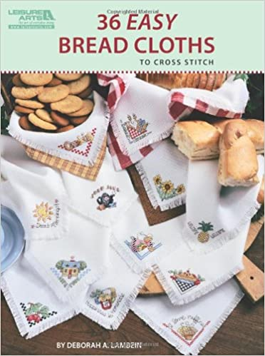 36 Easy Bread Cloths to Cross Stitch