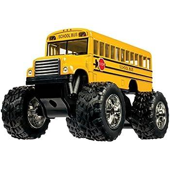 Toysmith Monster Bus, 5