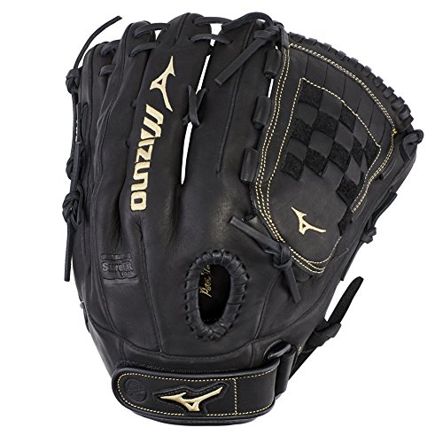 "Mizuno GMVP1300PF3 MVP Prime Fastpitch Softball Gloves, 13"", Right Hand Throw"