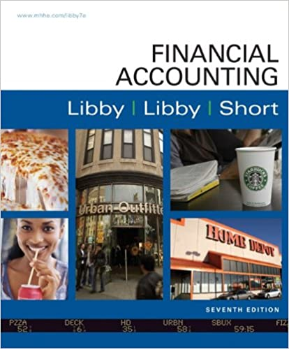 Loose leaf financial accounting with connect plus robert libby loose leaf financial accounting with connect plus 7th edition by robert libby fandeluxe Image collections