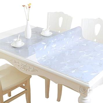 DLJFU - Manteles De Tela PVC, Mantel / Impermeable, Plástico ...