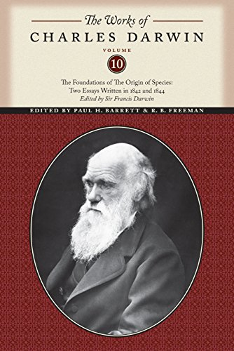 an analysis of the influence of writers on charles darwin Evolution and english literature darwin by far the most obvious example of this sort of influence in darwin other writers who lived at the time of darwin.